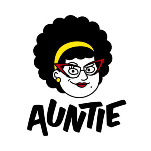 Auntie - exhibiting at Upgraded Life Festival